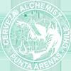 logo alchemist blanco